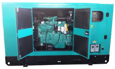 Prime Power Silent Type Cummins Diesel Genset Three Phase 380-480V 50Hz