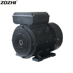 Horizontal Hollow Shaft Electric Gear Motor 4.4kw 4 Pole 1500Rpm For Clean Machine