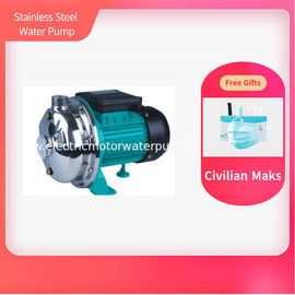 Centrifugal Pump Stainless Steel Water Pump For Water Tower 0.75HP