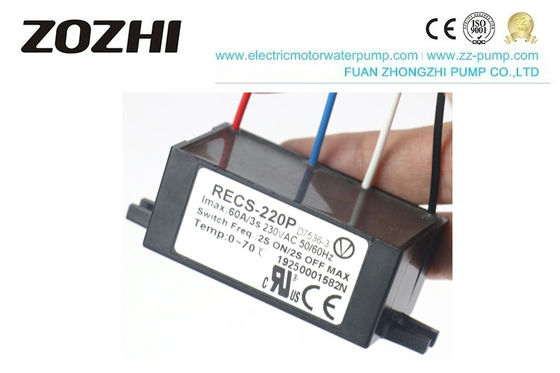 RECS-220P 60A 3S Electronic Centrifugal Switches For Capacitor Start